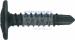 Disco - 6265PK - Black Trim Screws