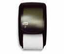 55TR - Tork Bath Tissue Roll Twin Dispenser, Smoke