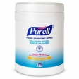Gojo - 9113-06 - Purell Sanitize Wipes  270 Wipes - 6/Case