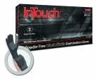 Atlantic Safety Products - B311S - InTouch Black Nitrile Exam Gloves