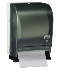 87t Tork Sca Hand Towel Roll Dispenser Push Bar Auto
