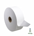 11010402 - Tork Advanced Bath Tissue Jumbo Roll Perforated, White