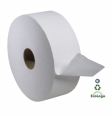 12021502 - Tork Advanced Bath Tissue Jumbo Roll, White - 6 Roll Case