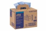 13247501  Tork Advanced Wiper 440, Handy Box, 4-Ply, Blue