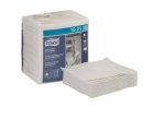 192136 - Tork Advanced Wiper 450, 1/4 Fold, White - 16 Unit Case