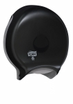 67TR - Tork Bath Tissue Jumbo Roll Dispenser, 12 inch Single, Smoke