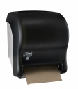 86ECO - Tork Hand Towel Roll Dispenser, Electronic, Touch-Free Auto Transfer, Smoke