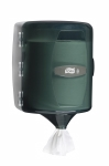 93T - Tork Hand Towel Centerfeed Dispenser, Smoke