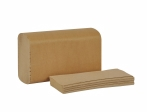 MK518A - Tork Universal Hand Towel Multifold, Natural - 16 Unit Case