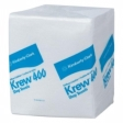 Kimberly Clark Krew 400 Shop Towels, Quarterfold - 33036