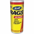 75230 - Kimberly-Clark - Scott Rags On A Roll White - 30/Case